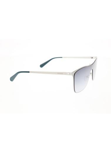 Guess  Gu 5203 10C Kadın Güneş Gözlüğü Gümüş